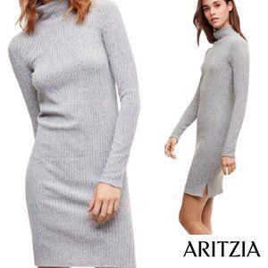 Aritzia Mariel Turtleneck Sweater Dress